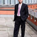 Portrait Mann Business